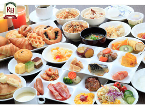 リッチモンド福山駅前 朝食