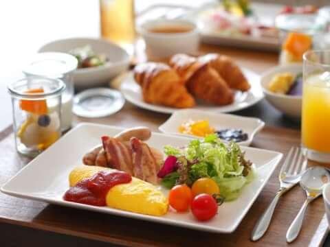 ロイヤルパーク 羽田 朝食