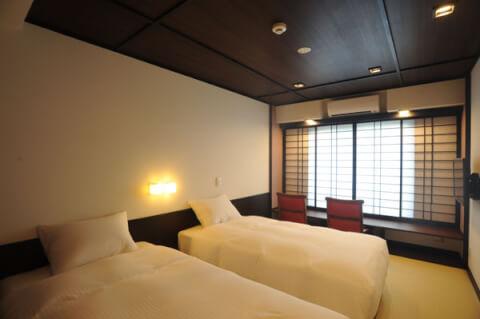 京都 旅館 宿泊 高瀬川別邸 客室