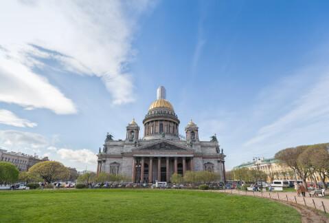 聖イアサク大聖堂_ロシア_おすすめ