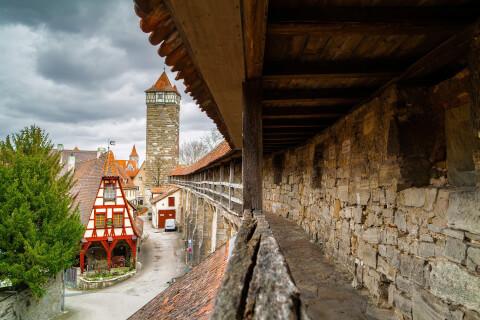 ローテンブルグ城壁