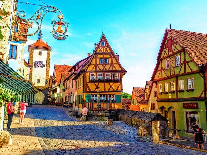 中世へタイムスリップ!ドイツ・ローテンブルグのおすすめ観光スポット ...