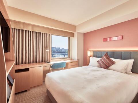 ザロイヤルパークリバーサイド 広島 ホテル