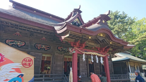 大洗磯前神社 関東 おすすめ パワースポット