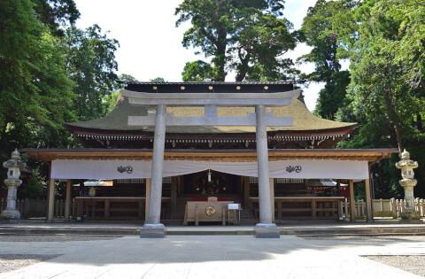 鹿島神宮 関東 おすすめ パワースポット