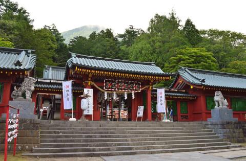 日光二荒山神社 関東 おすすめ パワースポット