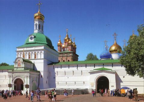 至聖三者聖セルギイ大修道院