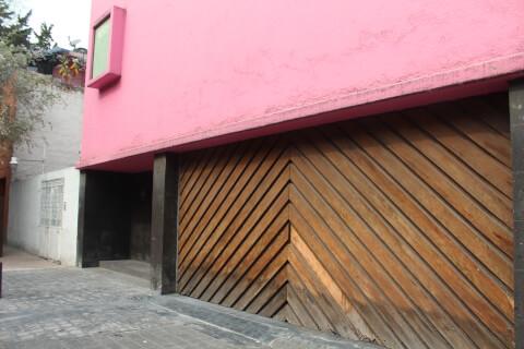 メキシコ メキシコシティ ヒラルディ邸