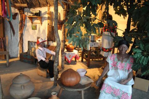 メキシコ メキシコシティ 国立人類博物館