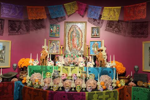 メキシコ メキシコシティ 民芸博物館