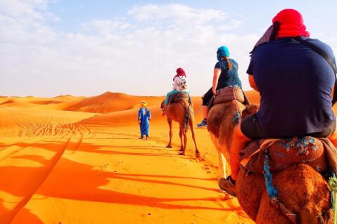 砂漠 ターバン
