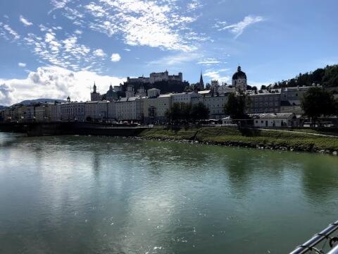 ザルツブルク城