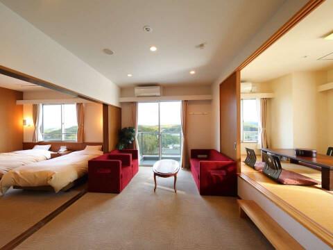 サムソンホテル部屋