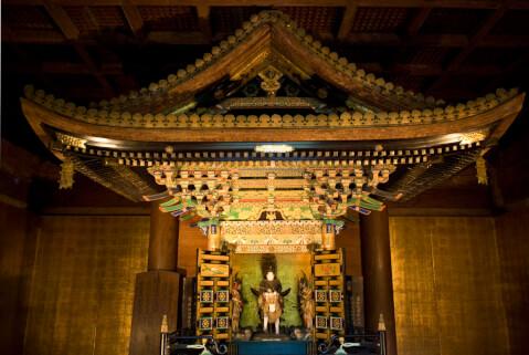 霊廟三慧殿