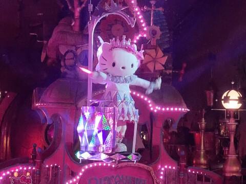 サンリオピューロランド ハローキティ パレード ショー