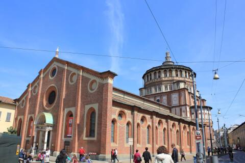 サンタマリアデラグラッツェ教会