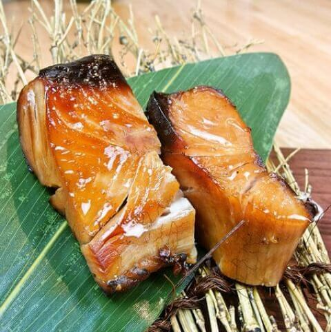 刺身と鮮魚 いしる漬け