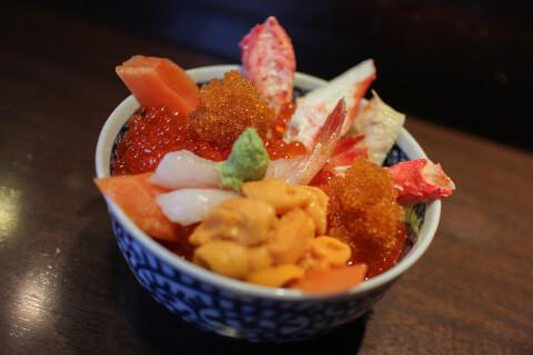 澤崎水産海鮮丼