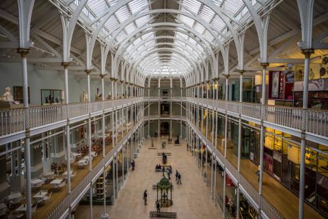 スコットランド スコットランド国立博物館