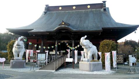 長福寿寺 関東 おすすめ パワースポット