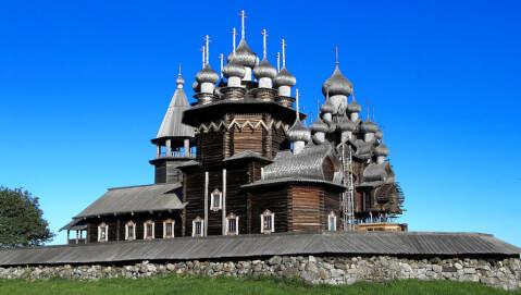 プレオブラジェンスカヤ教会 Преображенская церковь