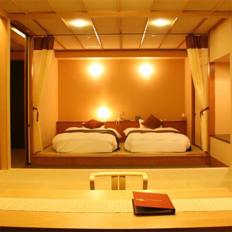 清流荘客室
