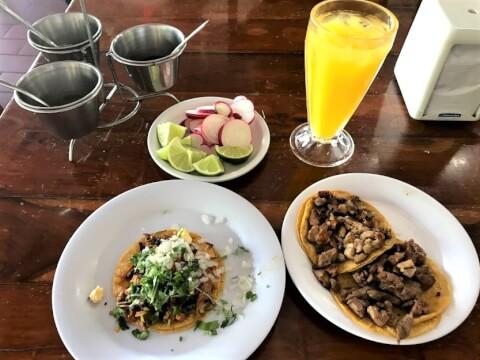 中南米の食事