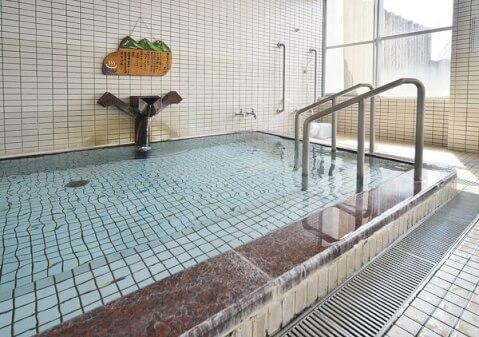 関金温泉 ラジウム泉