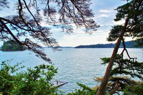 仙台:日本三景の一つである松島7