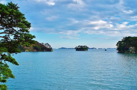 仙台:日本三景の一つである松島3