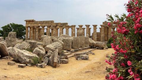 セリヌンテの遺跡