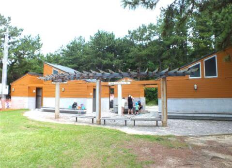 志賀島 勝馬海水浴場