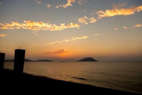 勝馬海水浴場 志賀島