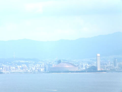 志賀島 潮見公園