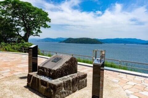 志賀島 金印公園