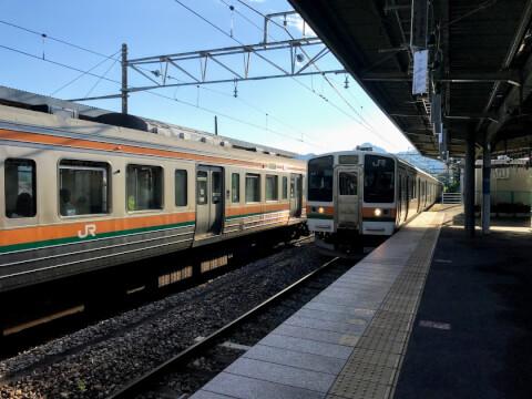 四万温泉 電車 中之条駅 アクセス