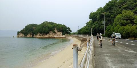 しまなみ海道 レンタサイクル 観光