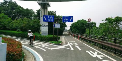 しまなみ海道 レンタサイクル サイクリング