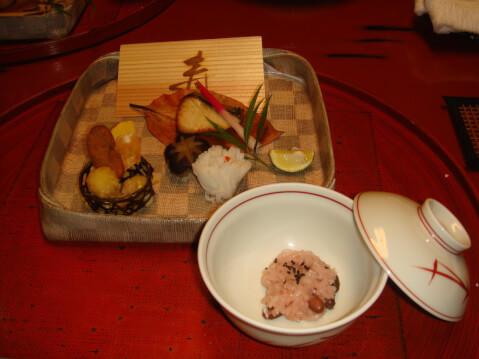 京都 旅館 宿泊 料理旅館 白梅