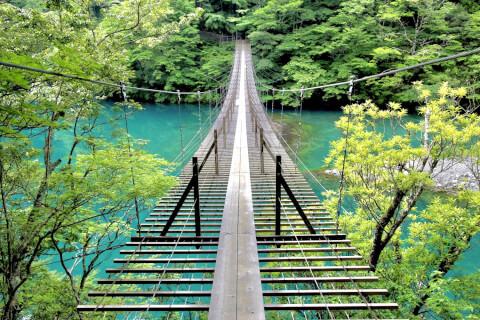 静岡観光寸又峡