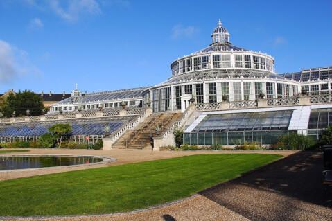 コペンハーゲン大学植物園