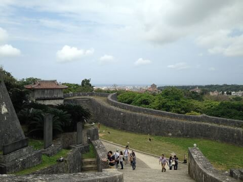viewofshuricastle