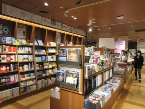 タワーレコード渋谷 書籍
