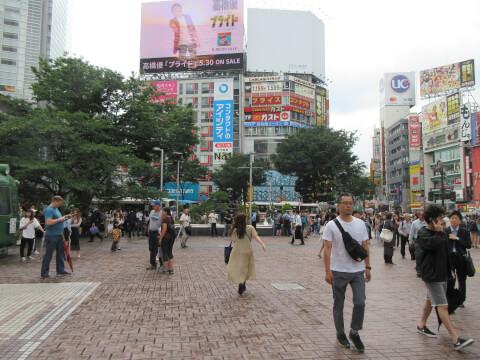 渋谷 観光