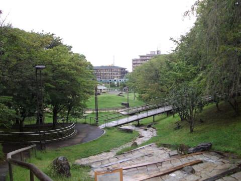 清水坂公園 水場