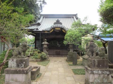 森巖寺 淡島堂