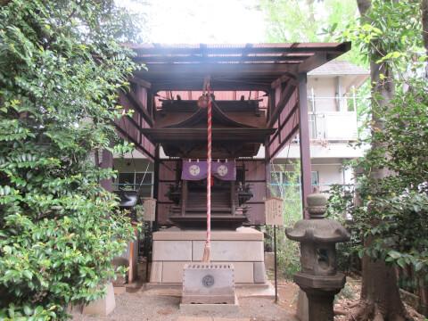 産土杜 北沢八幡神社