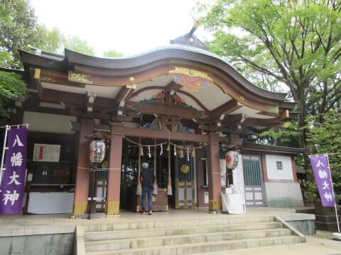 本堂 北澤八幡神社