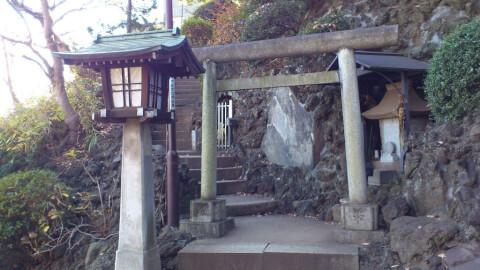 品川 富士塚