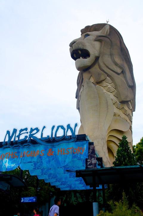 Merlion(マーライオン)4